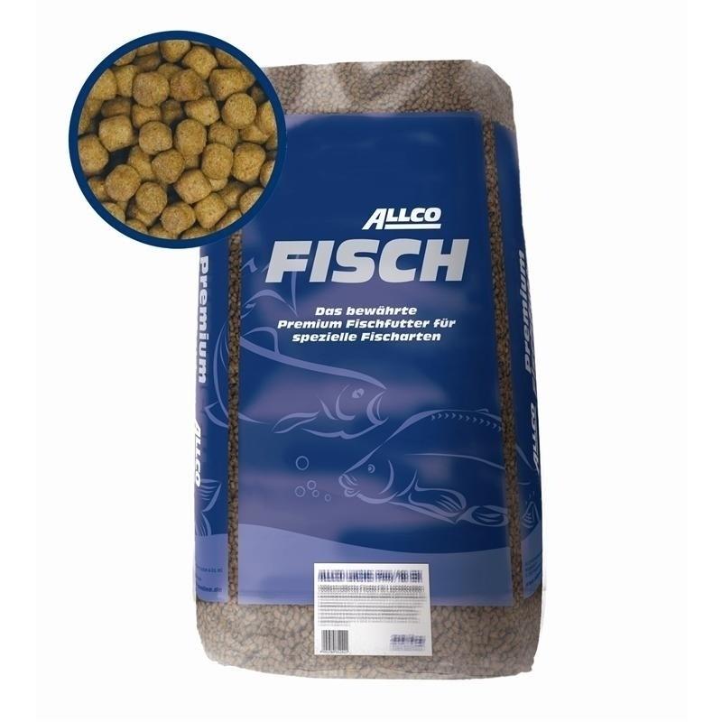 Allco Fisch Futter Karpfen Mast, 6,0mm 25kg