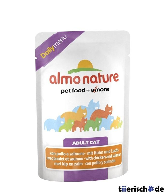 Almo Nature Daily Menu Katzenfutter