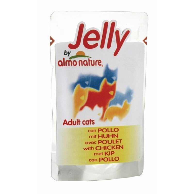 Almo Nature Jelly Pouch Frischebeutel Katzenfutter
