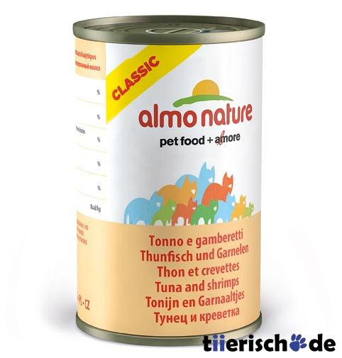 Almo Nature Katzenfutter Vorratspack 24x140g, Bild 2