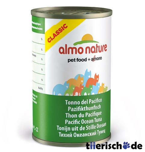 Almo Nature Katzenfutter Vorratspack 24x140g, Bild 3