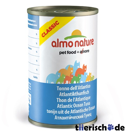 Almo Nature Katzenfutter Vorratspack 24x140g, Bild 5