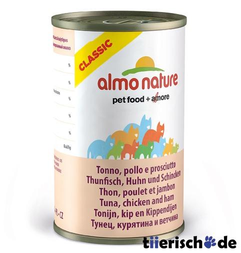 Almo Nature Katzenfutter Vorratspack 24x140g, Bild 7