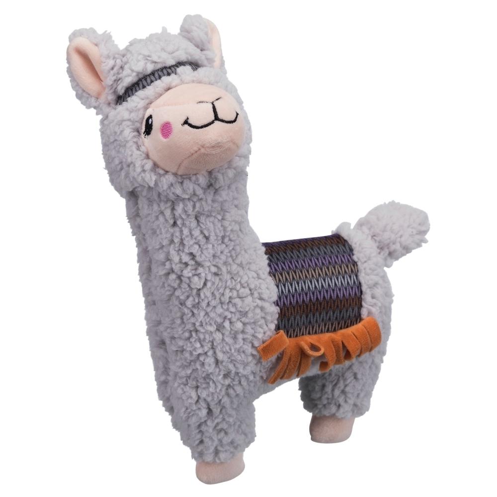 TRIXIE Alpaka, Plüsch Hundespielzeug 35899, Bild 2