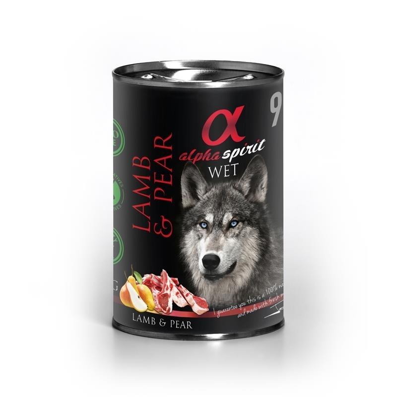 Alpha Spirit Hundefutter Dose, Bild 4