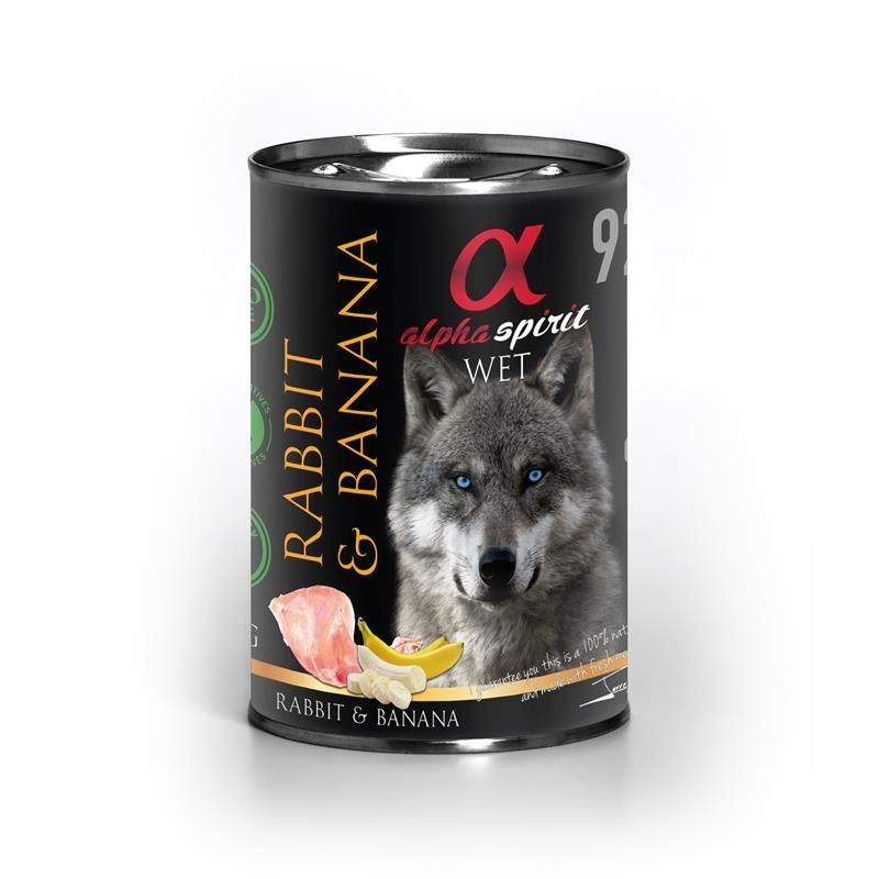 Alpha Spirit Hundefutter Dose, Bild 5