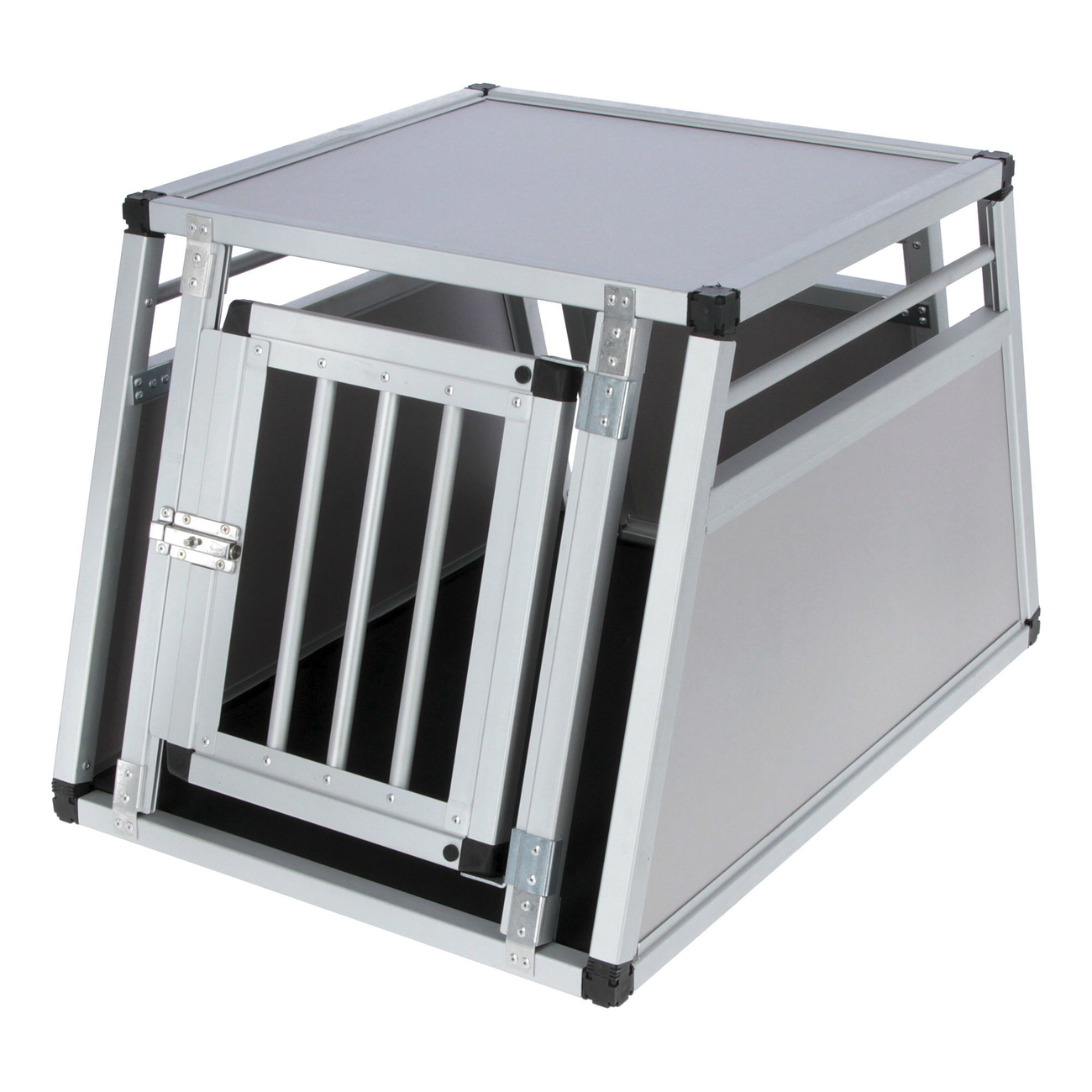 Kerbl Alu-Hunde Transportbox Barry eintürig Preview Image