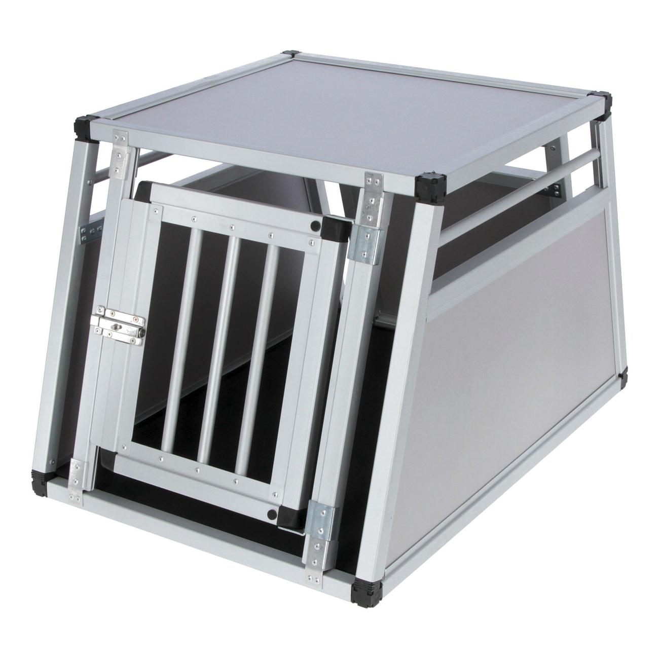 Kerbl Alu-Hunde Transportbox Barry eintürig