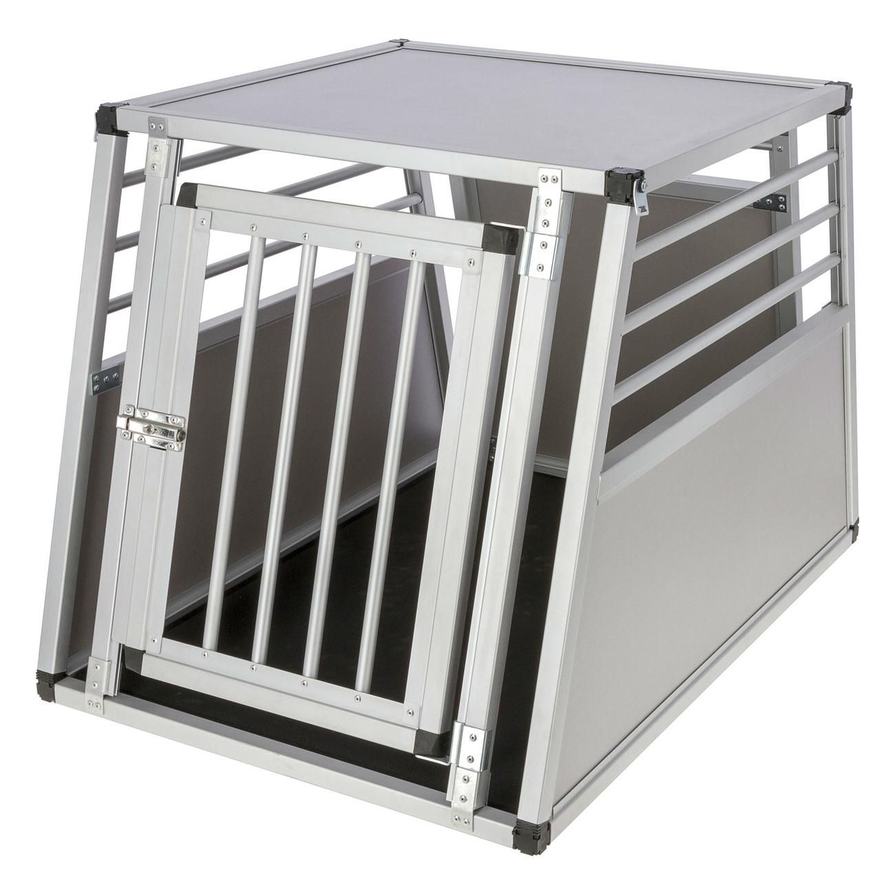 Kerbl Alu-Hunde Transportbox Barry eintürig, Bild 3