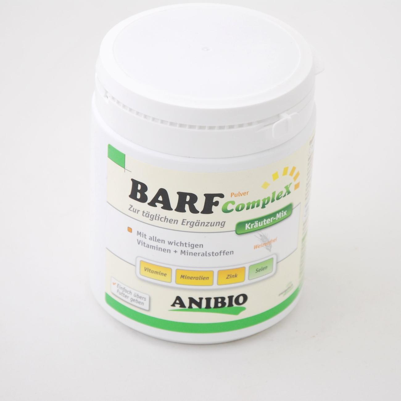 Anibio Barf-complex