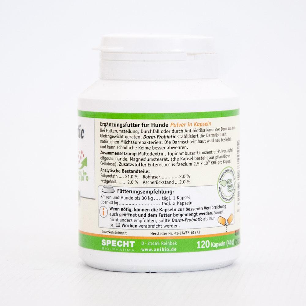 Anibio Darm-Probiotic Futterergänzung Preview Image