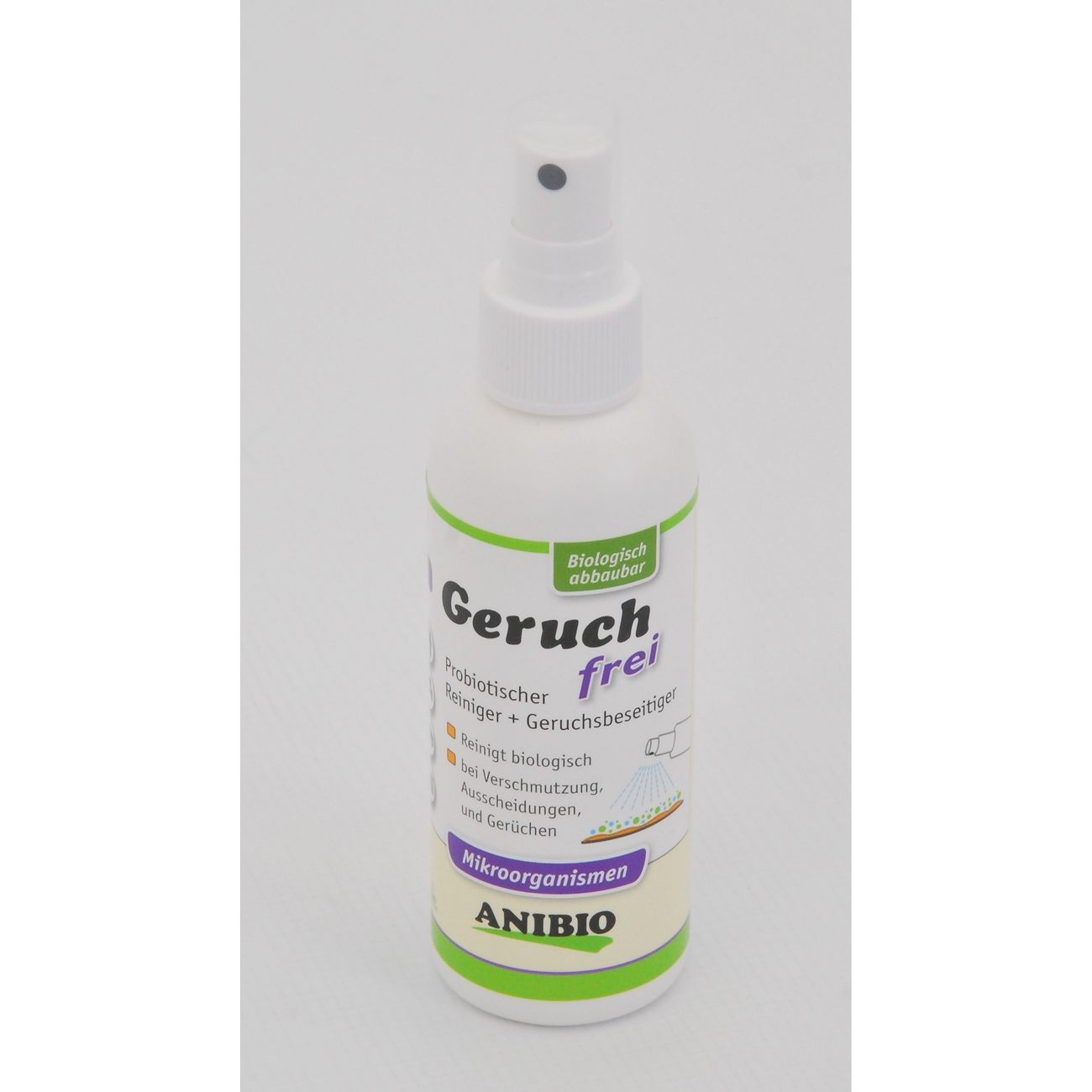 Anibio Geruch-frei