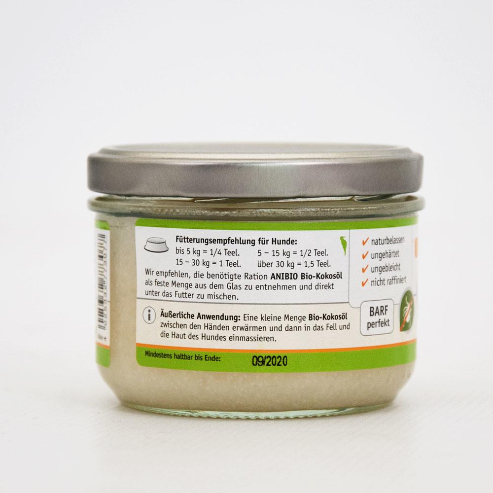 Anibio Kokosöl mit Schwarzkümmelöl Preview Image