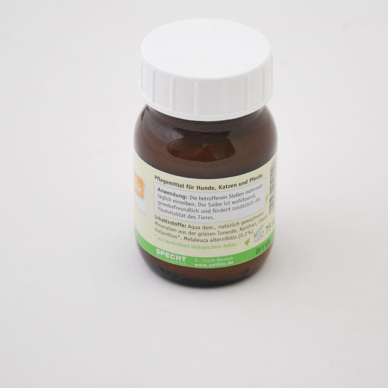 Anibio Mineralsalbe Hautschutz für Hunde und Katzen, Bild 2