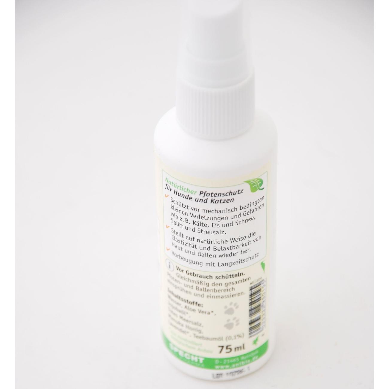 Anibio Pfotenschutz Spray für Hunde und Katzen, Bild 2