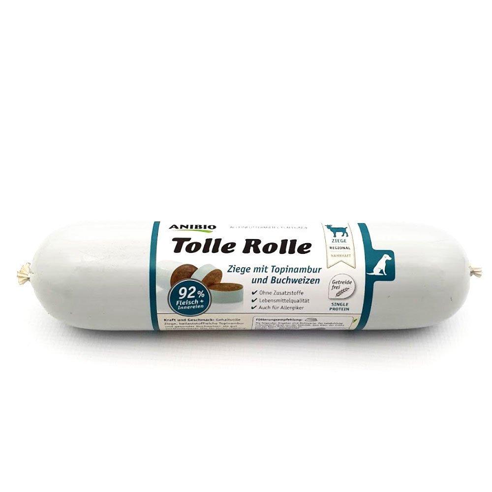 Anibio Tolle Rolle fleischhaltiges Hundefutter, Bild 2