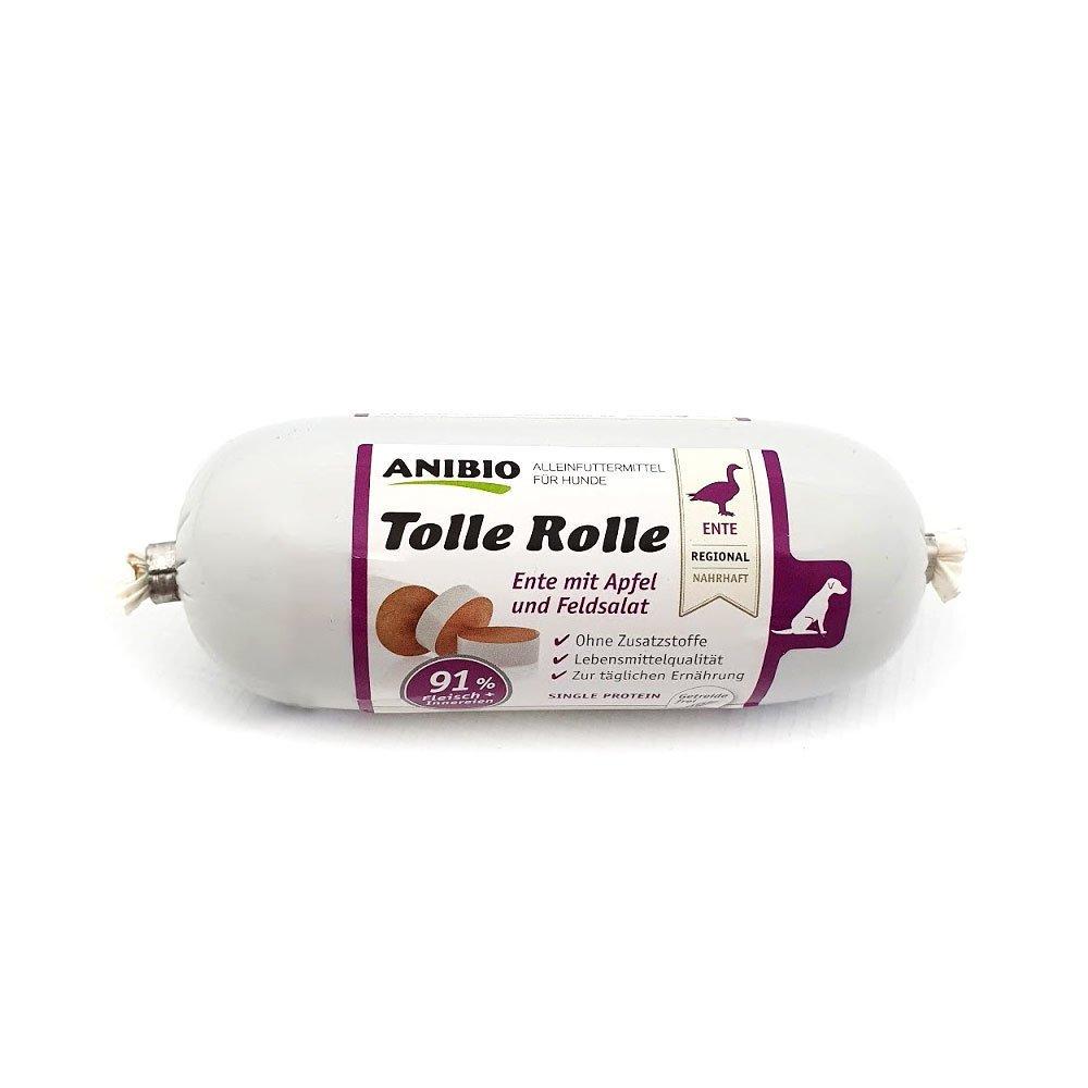 Anibio Tolle Rolle fleischhaltiges Hundefutter, Bild 5
