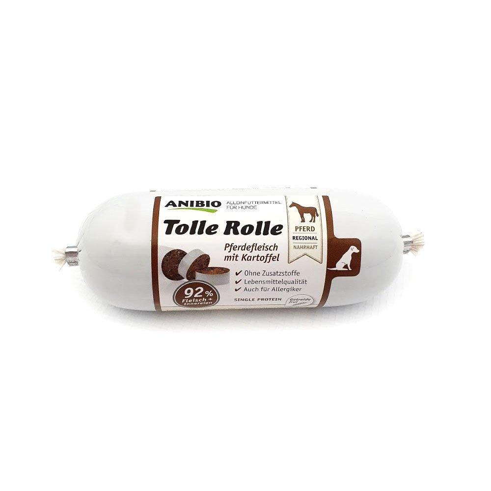 Anibio Tolle Rolle fleischhaltiges Hundefutter, Bild 6