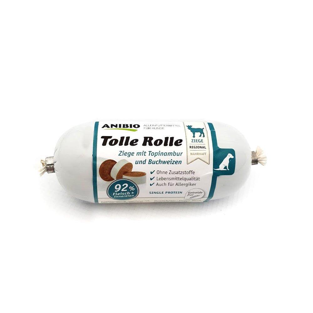 Anibio Tolle Rolle fleischhaltiges Hundefutter, Bild 10