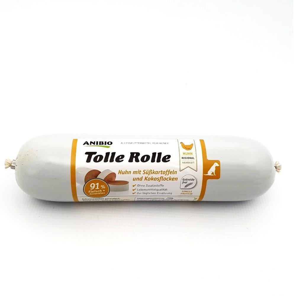 Anibio Tolle Rolle fleischhaltiges Hundefutter, Bild 12