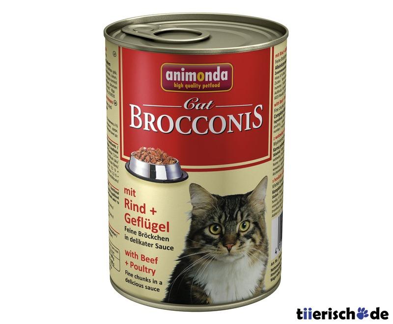 Animonda Brocconis Katzenfutter, Bild 2