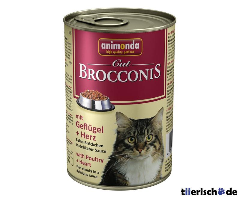 Animonda Brocconis Katzenfutter, Bild 3