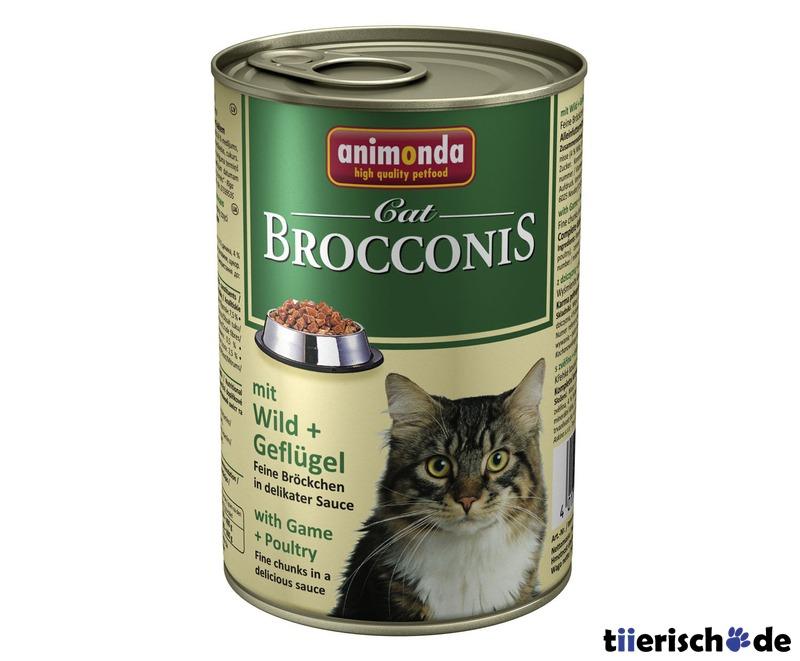 Animonda Brocconis Katzenfutter, Bild 4