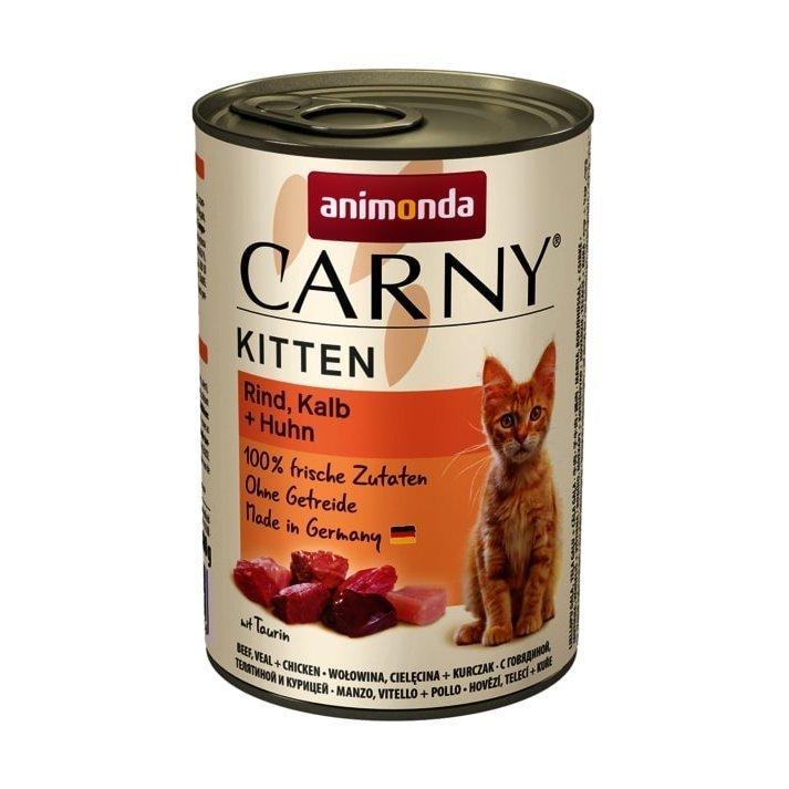Animonda Carny Kitten Katzenfutter, Bild 2