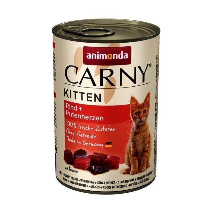 Animonda Carny Kitten Katzenfutter, Bild 4