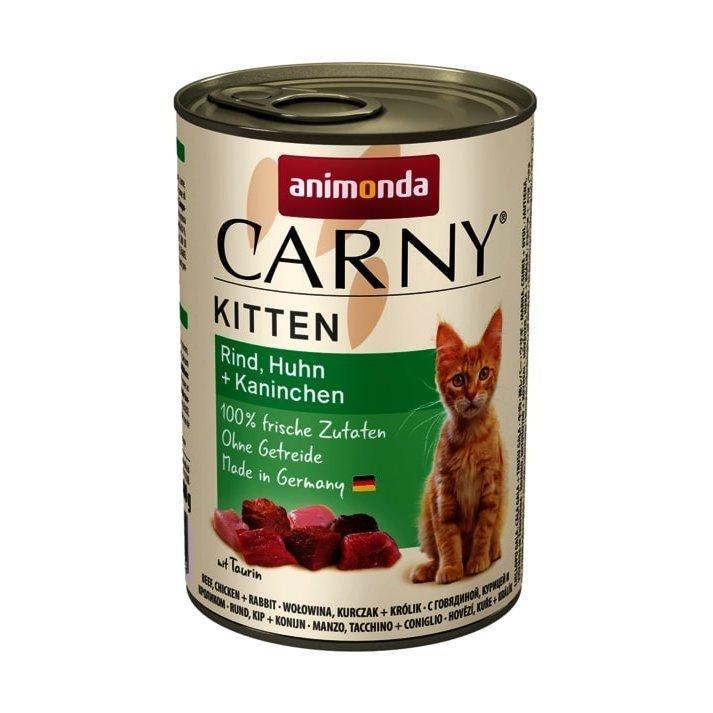 Animonda Carny Kitten Katzenfutter, Bild 8
