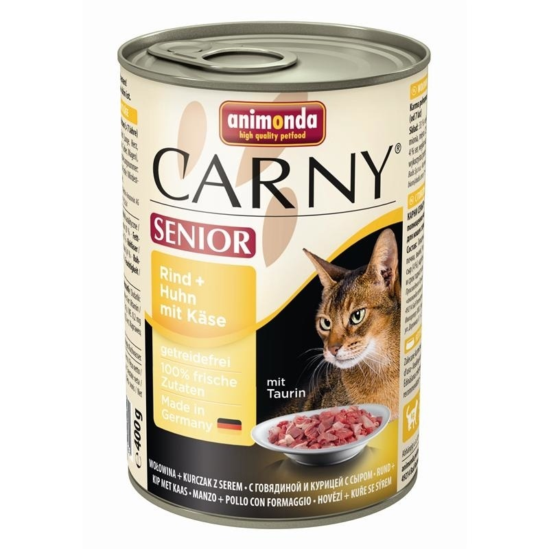 Animonda Carny Senior Katzenfutter, Bild 3
