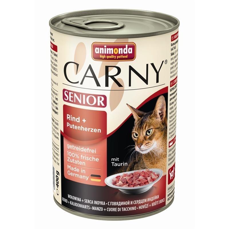 Animonda Carny Senior Katzenfutter, Bild 4