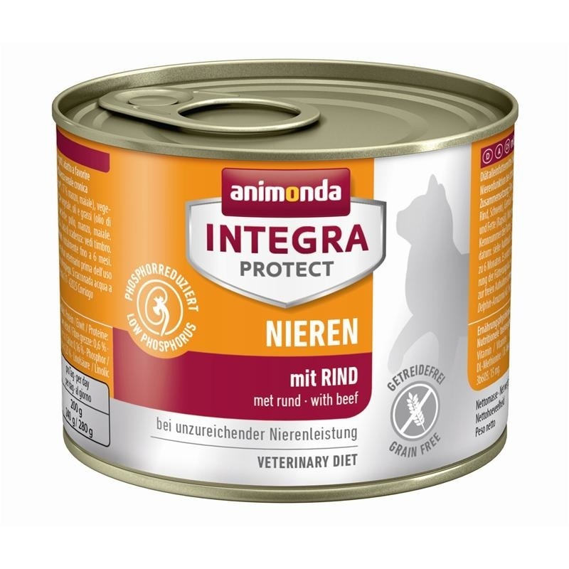 Animonda Dose Integra Protect Niere Katzenfutter Dose, Bild 2