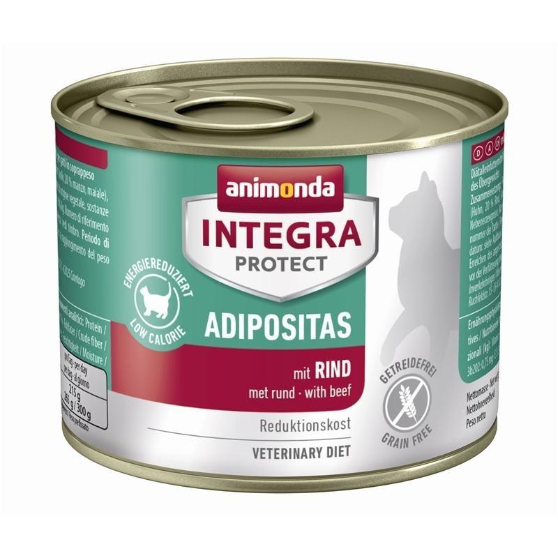 Animonda Integra Protect Adipositas Katzenfutter Dose