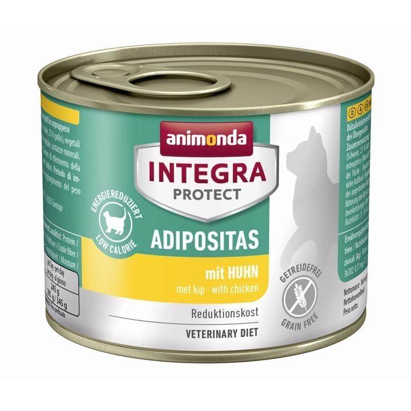 Animonda Integra Protect Adipositas Katzenfutter Dose, Bild 2