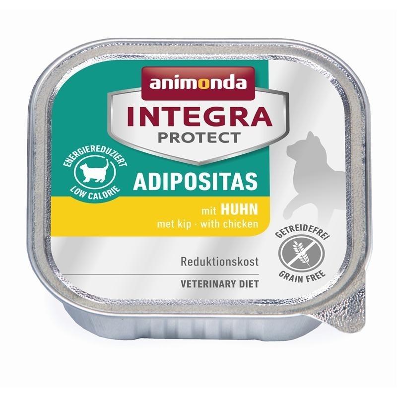 Animonda Integra Protect Adipositas Katzenfutter Schälchen, Bild 3