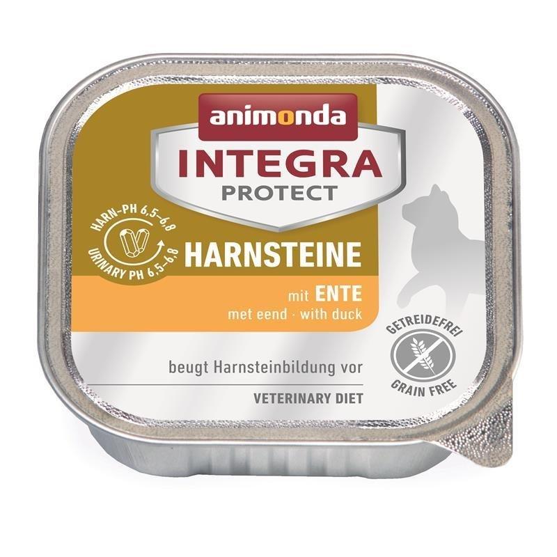 Animonda Integra Protect Harnsteine Katzenfutter Schälchen Bild 3