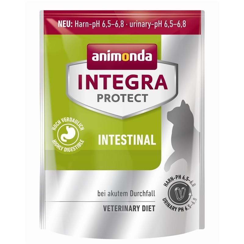 Animonda Integra Protect Intestinal Trockenfutter für Katzen, 4 kg
