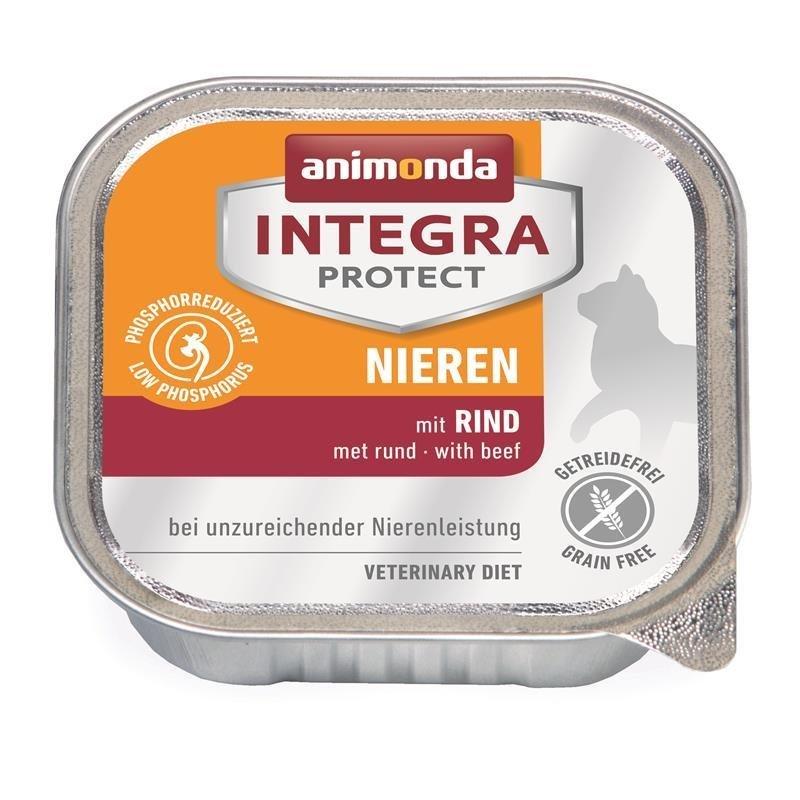 Animonda Integra Protect Niere Katzenfutter Schälchen, Bild 3