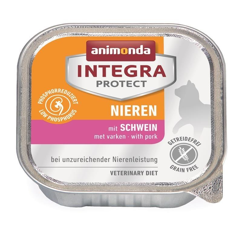 Animonda Integra Protect Niere Katzenfutter Schälchen, Bild 6