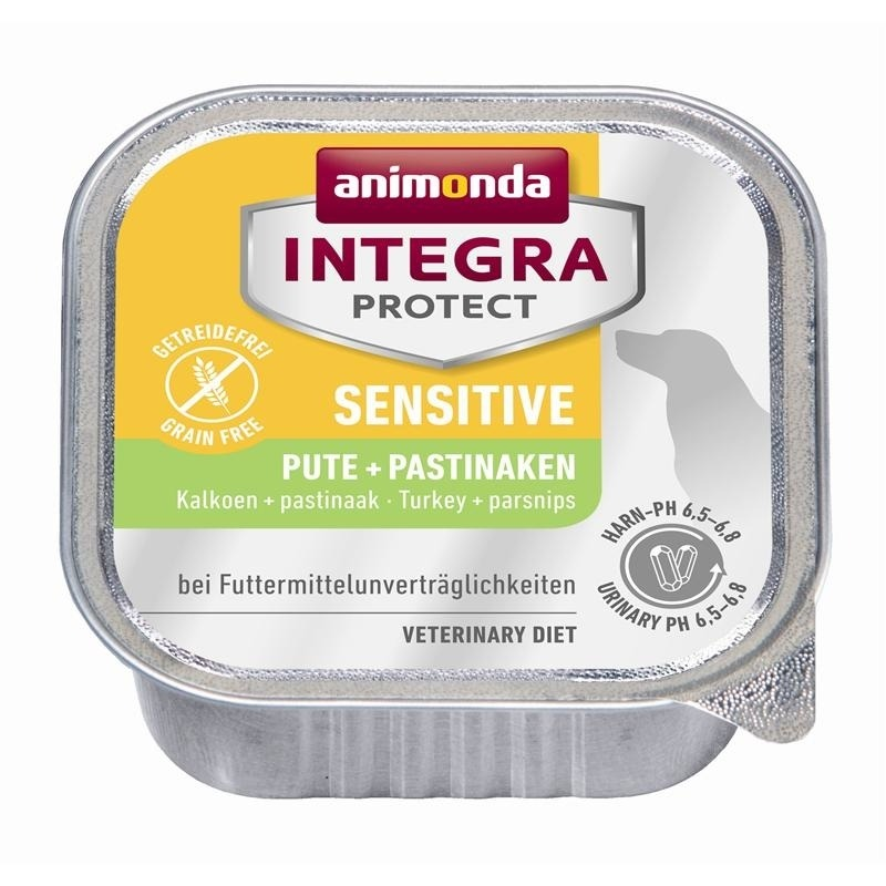 Animonda Integra Protect Sensitiv Hundefutter Schälchen, Bild 2