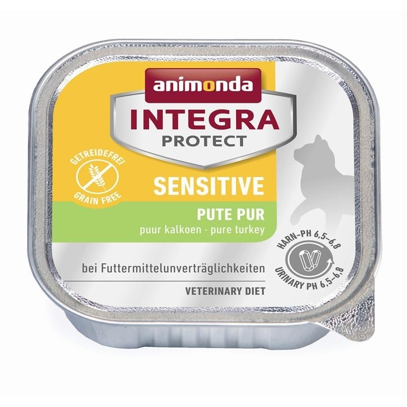 Animonda Integra Protect Sensitiv Katzenfutter Schälchen, Bild 2