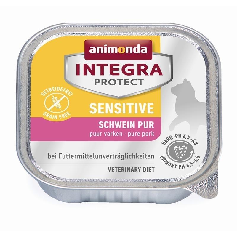 Animonda Integra Protect Sensitiv Katzenfutter Schälchen, Bild 3
