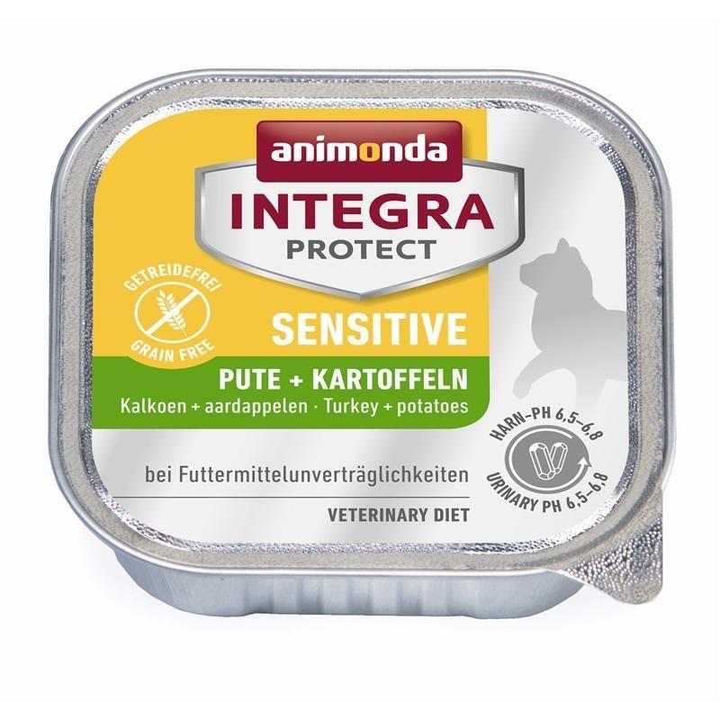 Animonda Integra Protect Sensitiv Katzenfutter Schälchen, Bild 6