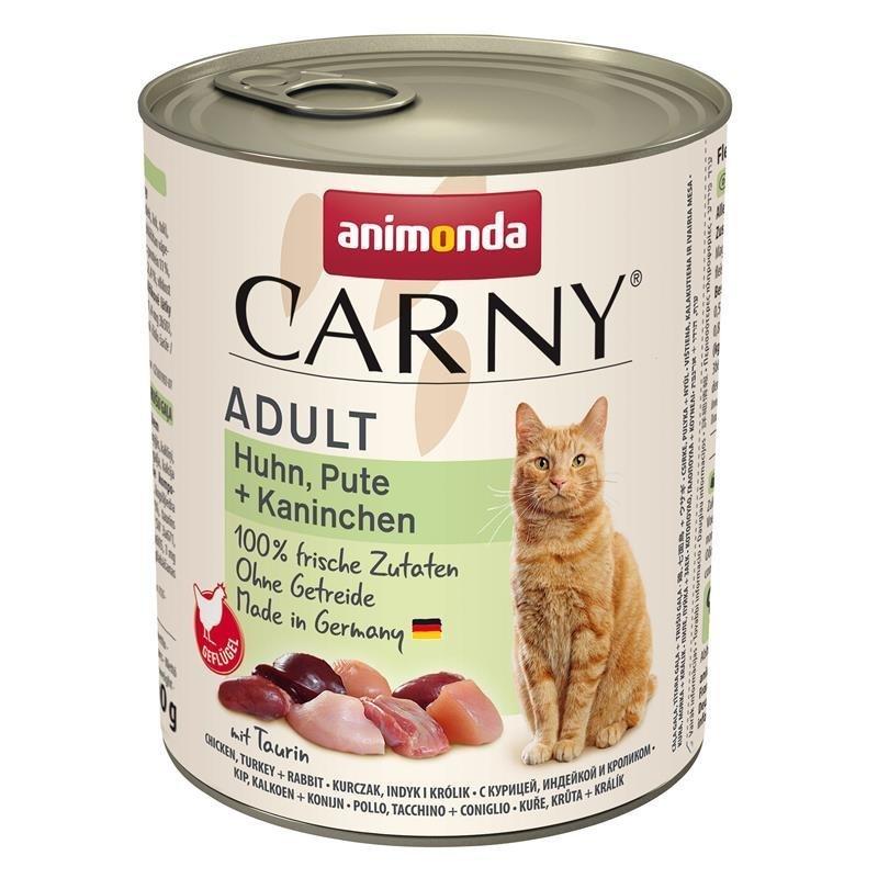 Animonda Katzen Nass Futter Carny Adult Preview Image