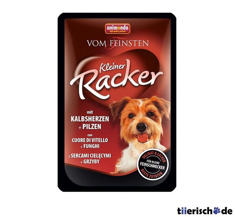 Animonda kleine Racker Portionsbeutel Nassfutter für Hunde, Bild 6