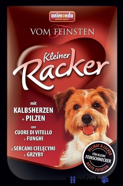 Animonda kleine Racker Portionsbeutel Nassfutter für Hunde, Bild 2