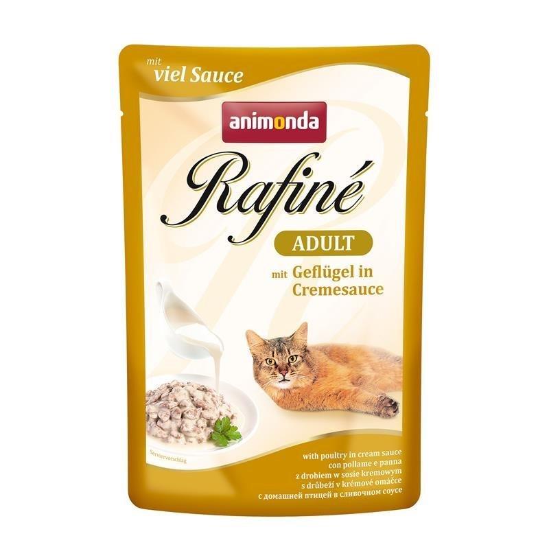 Animonda Rafine Katzenfutter Portionsbeutel, Bild 2