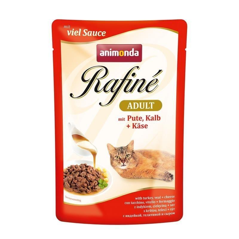 Animonda Rafine Katzenfutter Portionsbeutel, Bild 4