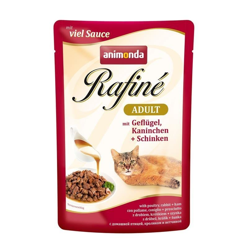 Animonda Rafine Katzenfutter Portionsbeutel, Bild 7